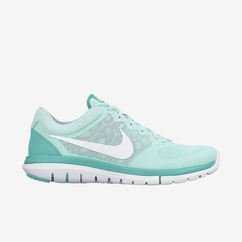 The Nike Flex Run 2015 Women's Running Shoe.
