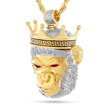 The King of Apes Necklace