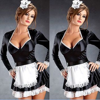 Late Night French Maid Costume