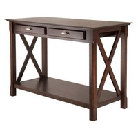 Xola Console Table - Cappuccino