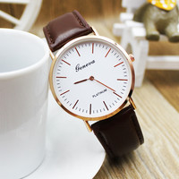 Watch Ladies Stylish Casual Men Watch [10760228367]