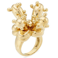 Cada goes ART - AARON CURRY for CADA - Cactus Ring