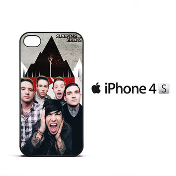 Various Sleeping With Sirens X2349 iPhone 4 | 4S Case