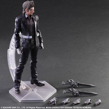 Play Arts Final Fantasy XV Kai Ignis Scientia Action Figure