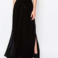 New Look Billie Maxi Skirt at asos.com
