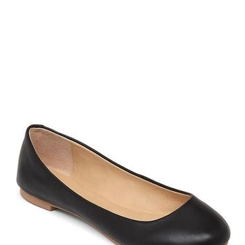 Lucky Brand Entaill Flat Womens