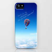 Glamorous Sky iPhone Case by  Maʁϟ & the Moon | Society6