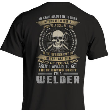 Welder - Last Of A Dying Breed