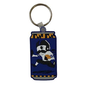 Natty Boh Football Block Can / Key Chain