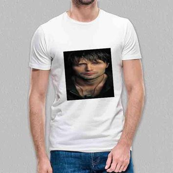 Custom Gildan Men's T-Shirt Hannibal The Rude