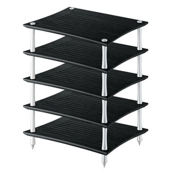 Sunoko Vent-T 4 Shelf (expandable) HiFi Audio Rack System
