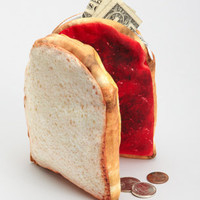 Peanut Butter & Jelly Pouch | Yummy Pocket PB&J Pouch