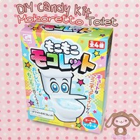 Mokoretto Toilet DIY Candy Kit - Kawaii Land