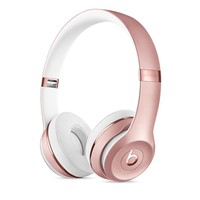 Beats Solo3 Wireless On-Ear Headphones – Rose Gold