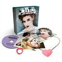 Marina and the Diamonds Electra Heart Limited Edition Box. Buy online, http://www.marinaandthediamonds.com/
