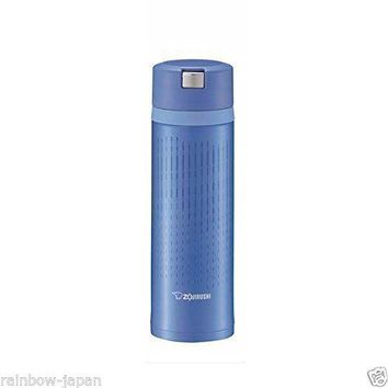 Zojirushi Stainless Steel Mug 480ml SM-XC48-AL Thermos Hot Coffee Water Bottle