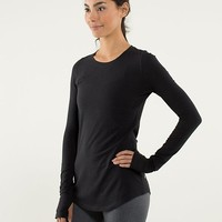 karma long sleeve | women's tops | lululemon athletica