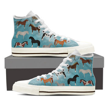 Horse Breed Shoes