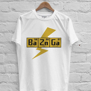 BAZINGA!- The Big Bang Theory T-shirt Men, Women, Youth and Toddler