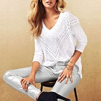 The Must-Have V-neck Tee - Victoria's Secret