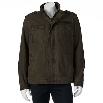 Levi's Trucker Jacket - Men (Green)