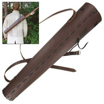 Hart of Ten Medieval Leather Hunting Quiver