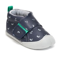 Carter's Andy Every Step Stage 1 Early Walker Baby Boys' Shoes (Blue)
