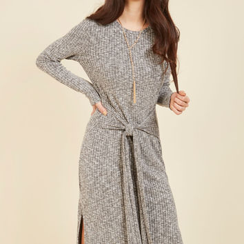 Destination Determinant Knit Dress | Mod Retro Vintage Dresses | ModCloth.com