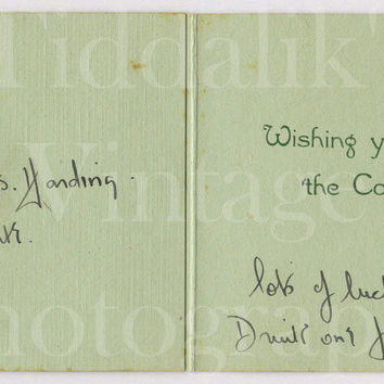 Government Buildings Mafeking Small Christmas Card Photo 1934 South Africa | eBay