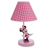 Disney Minnie Mouse Lamp for Baby | Disney Store