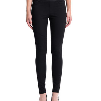 1 State Quilted Knee Leggings