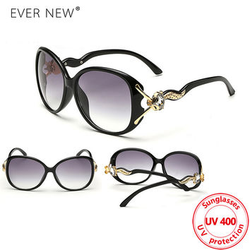 2016 Top Design Fashion Women Sunglasses Women Eyeglasses Famous Outdoor Sun Glasses Women Frog Mirror Gradient Free Shipping