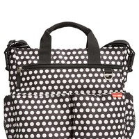 Infant Girl's Skip Hop 'Duo' Diaper Bag - Black