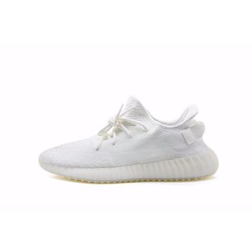 DCCK Adidas Yeezy Boost 350 V2  Cream White