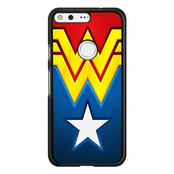 5 Hard Superman Google Pixel Case