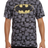 DC Comics Batman Caped Crusader T-Shirt