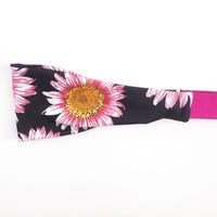 Fitness/Yoga Headband - Sunflowers