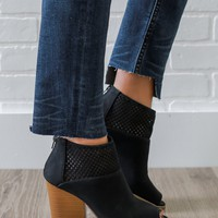 Just The Thing Booties