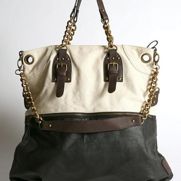 Deena & Ozzy Chain Tote