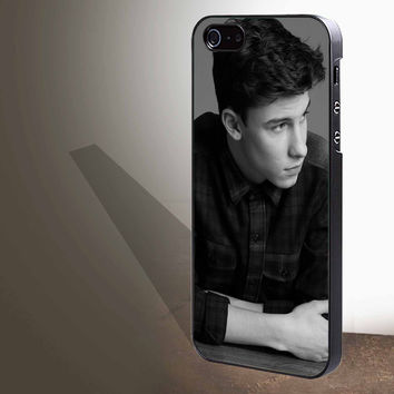 "Shawn Mendes man  for iphone 4/4s/5/5s/5c/6/6+, Samsung S3/S4/S5/S6, iPad 2/3/4/Air/Mini, iPod 4/5, Samsung Note 3/4 Case ""005"""