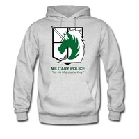 Military Police - Attack On Titan Hoodie
