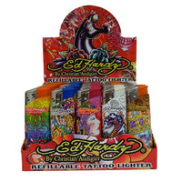 Lighters Ed Hardy Assorted Colors