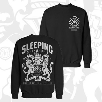 Sleeping Giant - Tithemi Crewneck