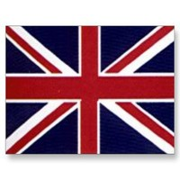 Union Jack postcard from Zazzle.com