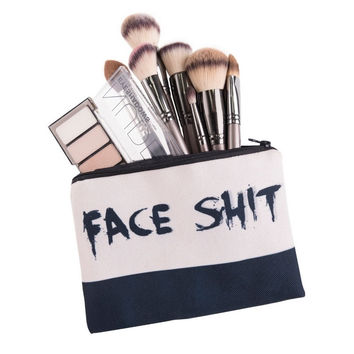 Face Shit 3D Make Up Case