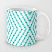 The Lazy Light Pattern Collection NO.135 Mug by Dawid Roc