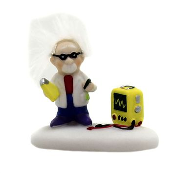 Department 56 Accessory STATIC ELECTRICITY EXPERT North Pole Series 6003124