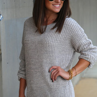 Cozy Lace Knit
