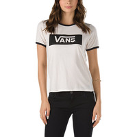 V-Tangle Cropped T-Shirt | Shop at Vans