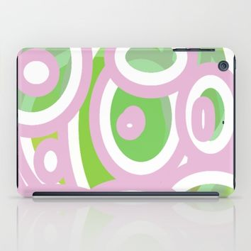 Loops iPad Case by Colorful Art